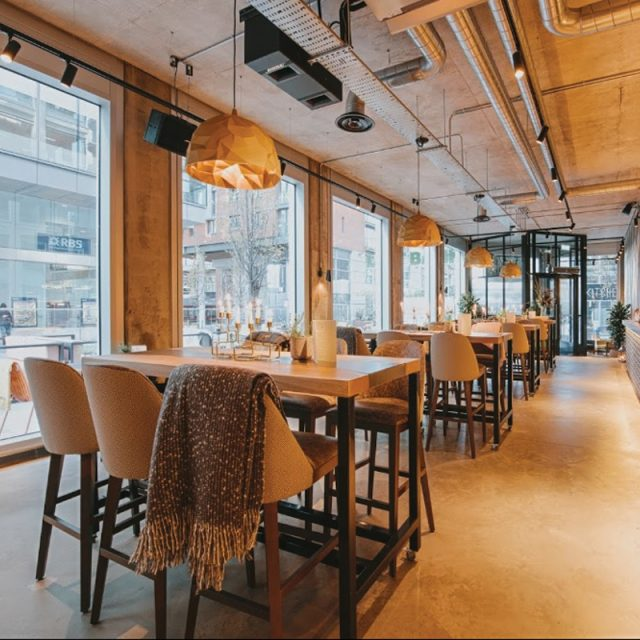 The Refinery – Manchester